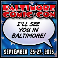I'll see you in Baltimore!