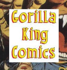 Gorilla King Comics
