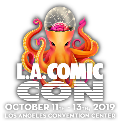 L.A. Comic Con - October 11-13, 2019 - Los Angeles Convention Center