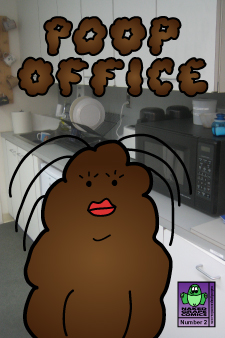 Poop Office #2 - Click image above to preview pages