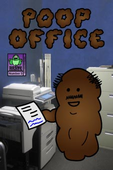 Poop Office #3 - Click image above to preview pages