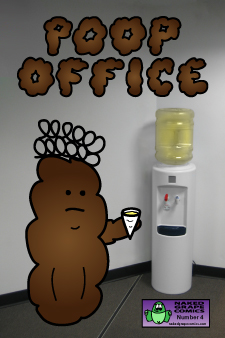 Poop Office #4 - Click image above to preview pages