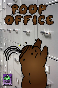 Poop Office #5 - Click image above to preview pages