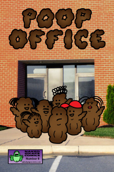 Poop Office #6 - Click image above to preview pages